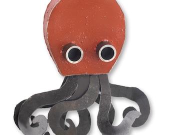 Oslo the Octopus