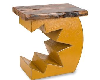Sunshine Metal Side Table