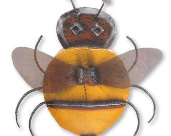 Honey Bee Wall Sculpture
