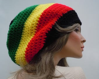 e6e979708b6 Jamaican colors hat
