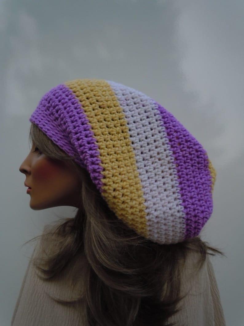 774b768f031 Dreadlock Tam Rasta Tam Cap Hippie Hat Bag Hat Pastel