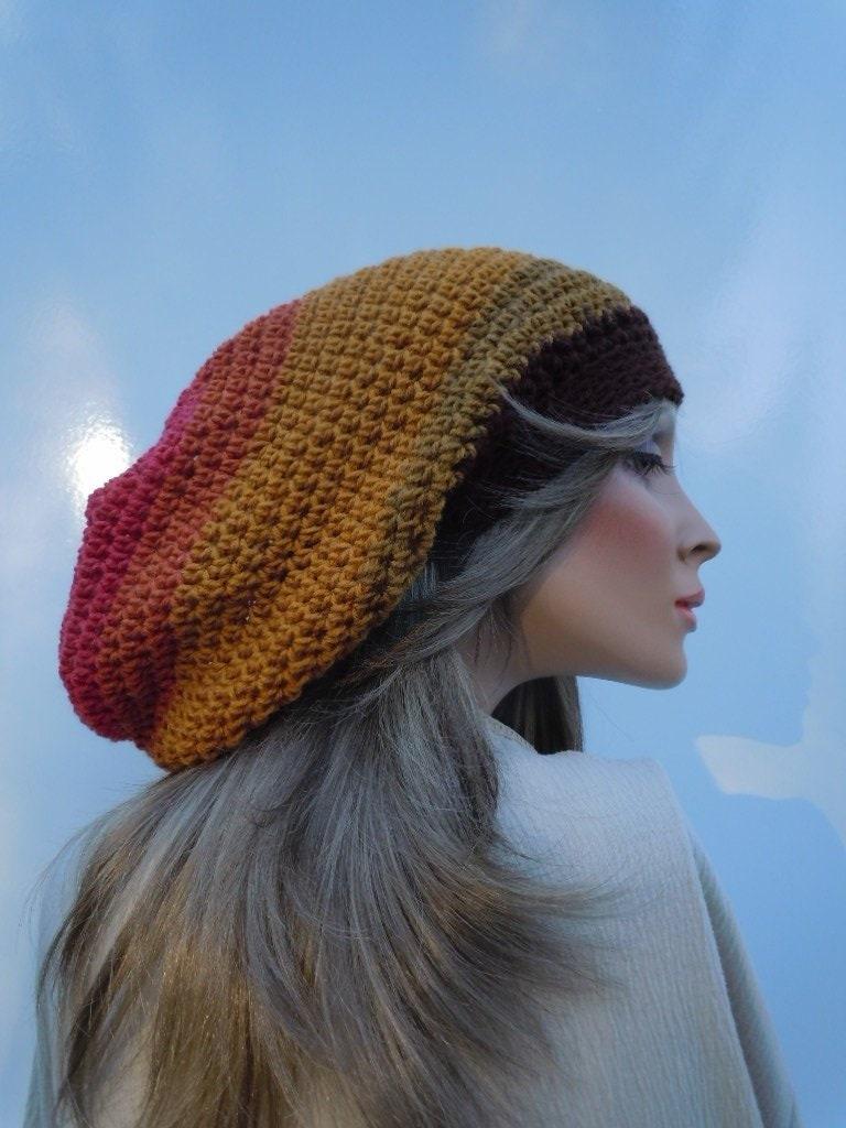 87fad6ba8f4 Dreadlock Tam Rasta Tam Cap Hippie Hat Bag Hat Autumn