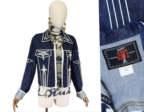 GAULTIER denim Jacket, Jean Paul GAULTIER Jean's i