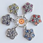 Special Order Reiver Flower Pendant Aluminum