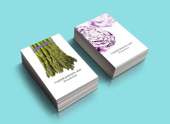 Carte De Visite Nutrition 20 Personnalise Pour Vous Six