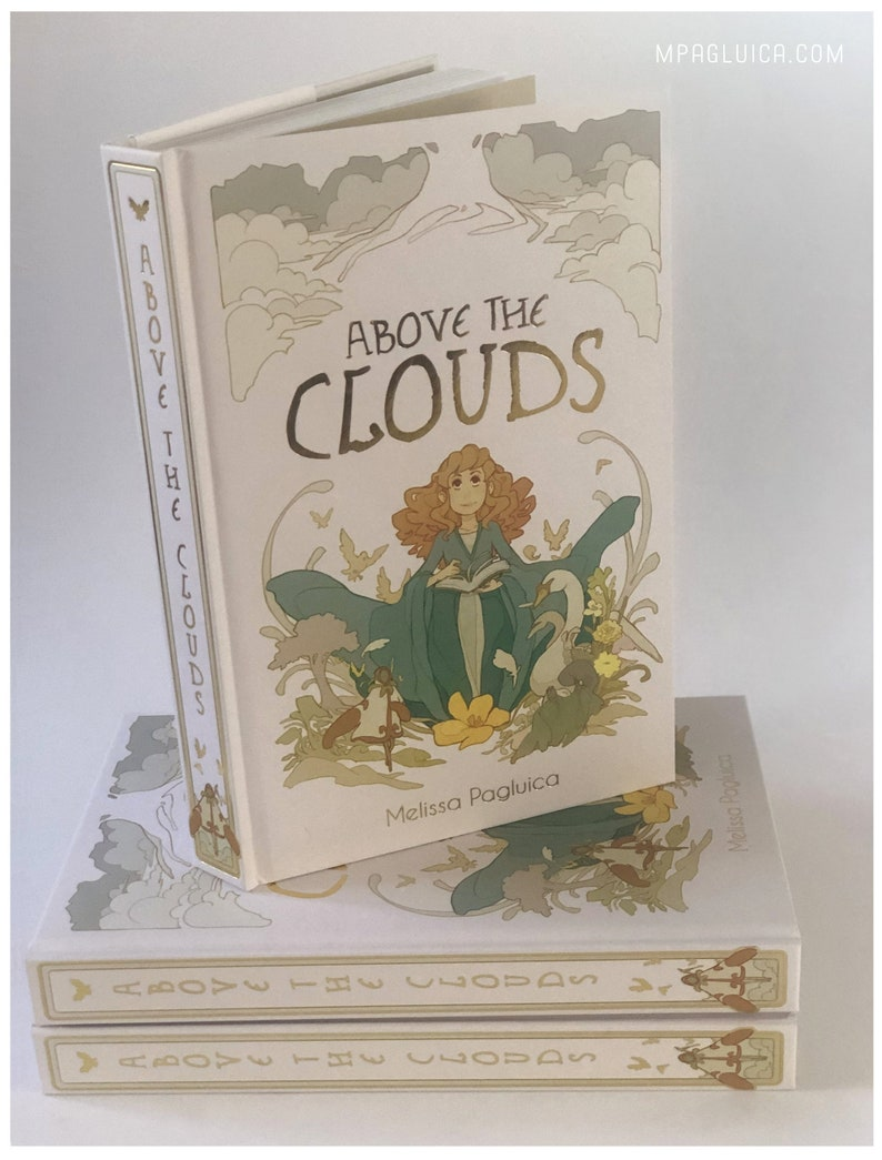 Above the Clouds  The complete graphic novel image 0
