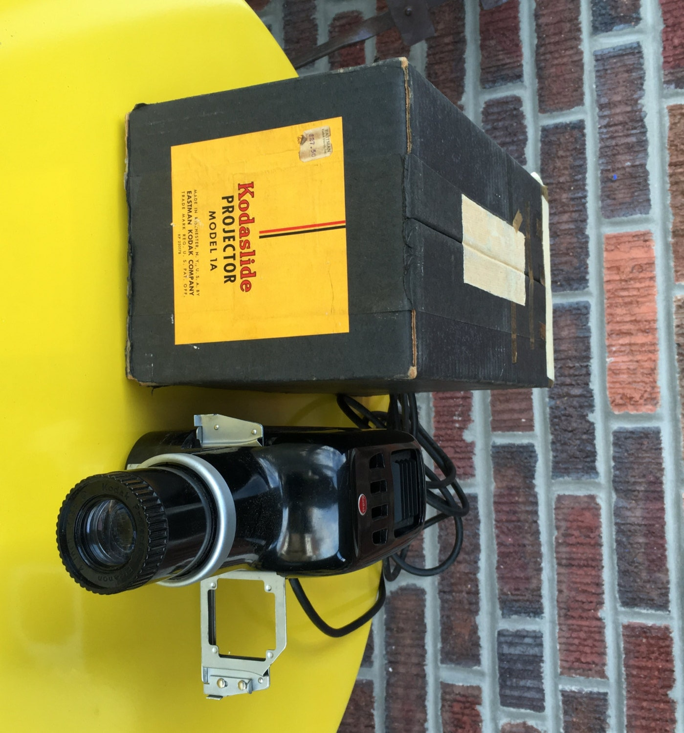 Kodak Kodaslide Projector Model 1A