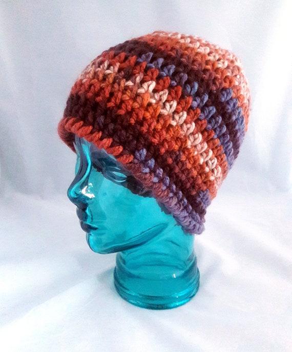 Crochet Bun Hat Ponytail Hat Crochet Top Knot Beanie READY TO SHIP Messy Bun Hat Knit Bun Hat