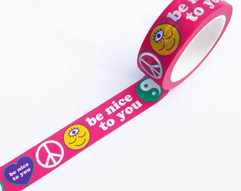 Be Nice to You Washi Tape