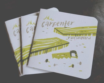 the carpenter - mini love zine - comic