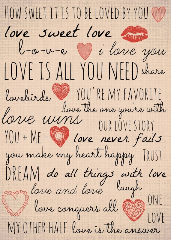 words to love the one you re with