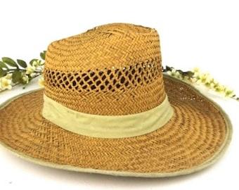 2430288738787 vintage straw hat