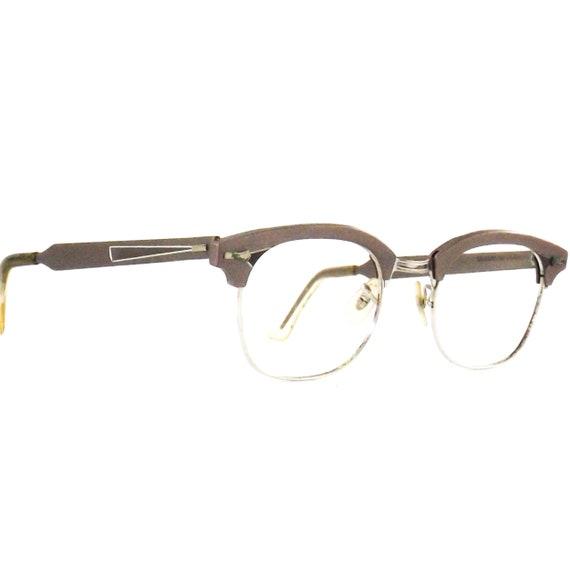vintage eyeglasses 50s 60s NOS s/c   clubmaster ey