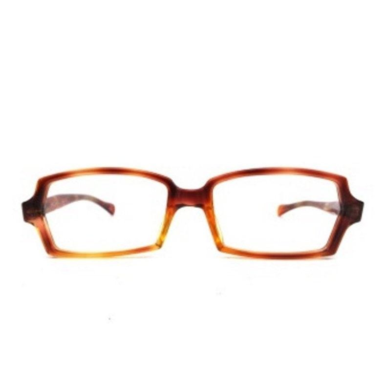 b8a065532aa Rectangle eyeglass frame vintage tortoise eyeglasses men