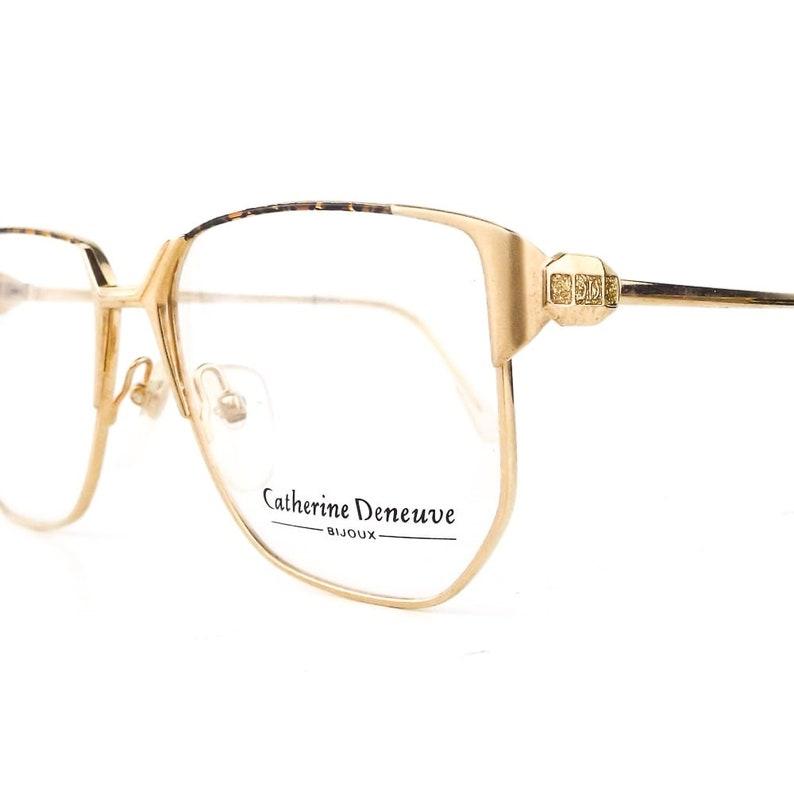 6d11c265fe84 Catherine deneuve eyeglass frames vintage eyeglasses matte