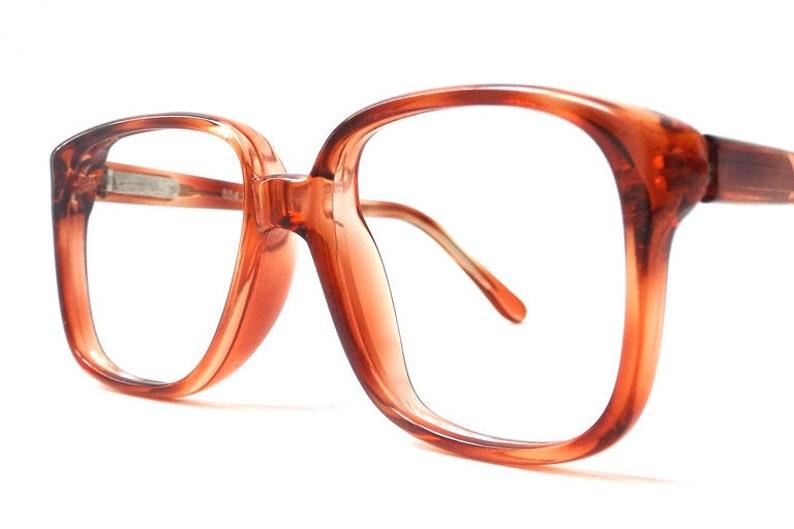 a5a9f7d7f9 Vintage 80s eyeglasses NOS eye glasses mens glasses for men