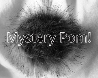 Made To Order MYSTERY POMS
