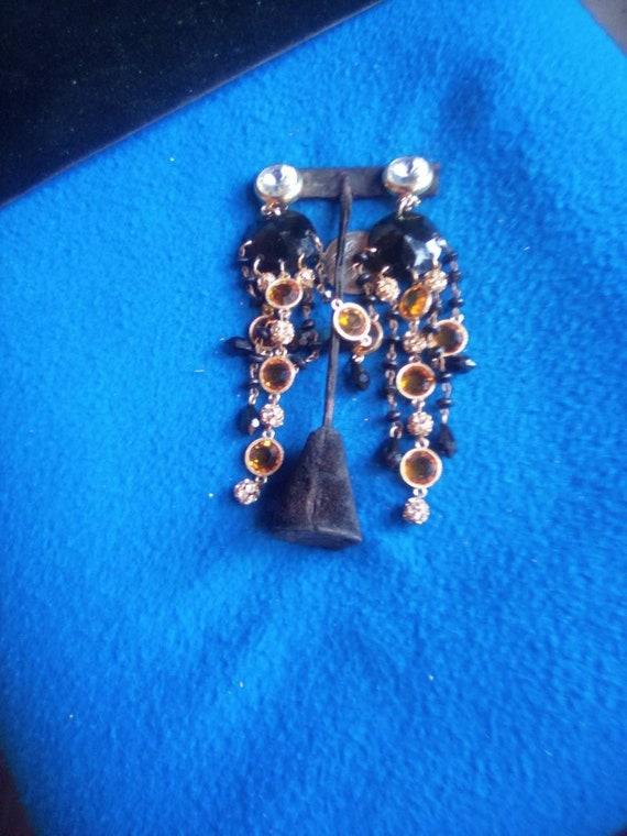 Sholder duster earrings - image 1
