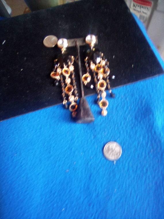 Sholder duster earrings - image 2