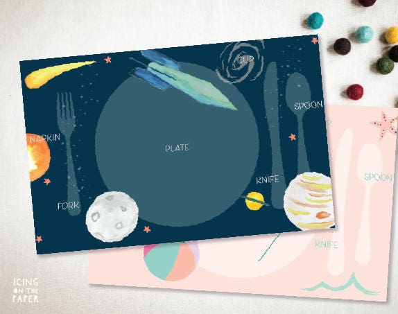 graphic about Printable Placemats identify Printable Placemats for Young children