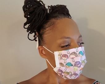 Fashion face mask   Etsy