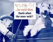 1946 Mobiloil Mobilgas Chrysler Corporation Car Advertisements Print Ad Poster Petroliana Petro Wall Art Home Decor