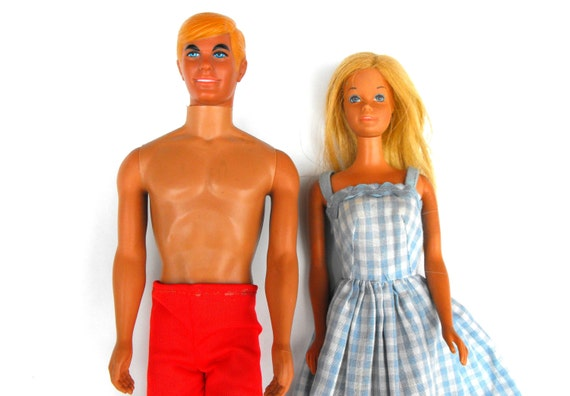 Barbie Ken dating divertimento