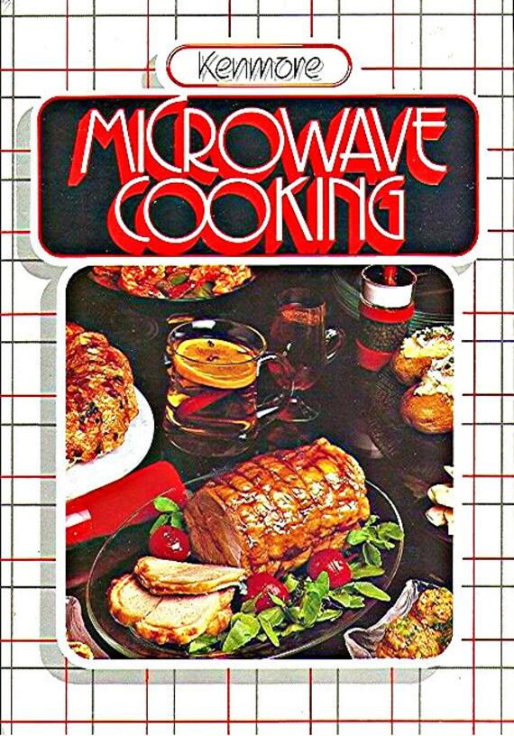 Microwave cookbook   Etsy