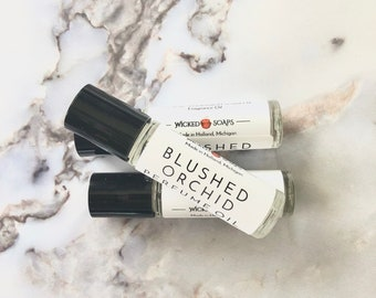BLUSHED ORCHID Perfume Oil