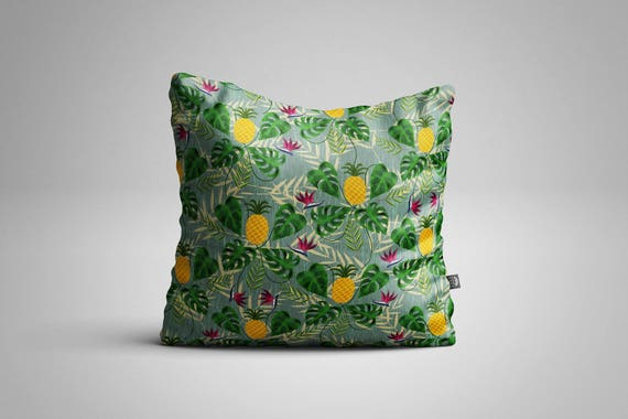 Pineapples Cushion (Cover only)