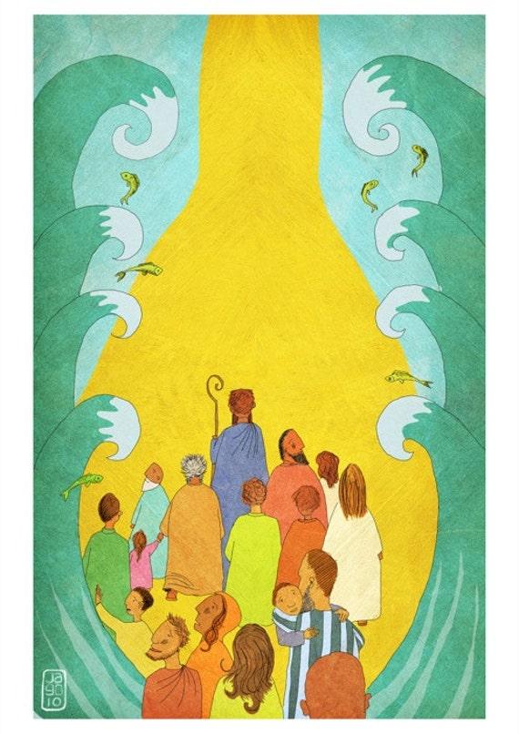 The Jesus Storybook Bible - 72 dpi Digital File (Page 96 - 97)