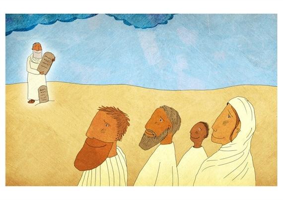 The Jesus Storybook Bible - 72 dpi Digital File (Page 106 - 107)