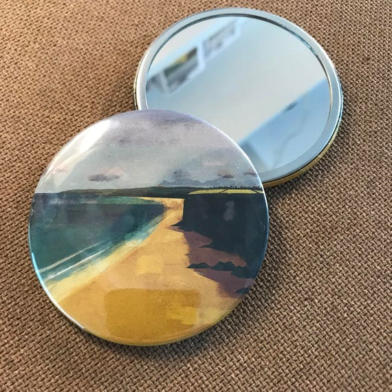 Watergate Bay - Pocket Mirror