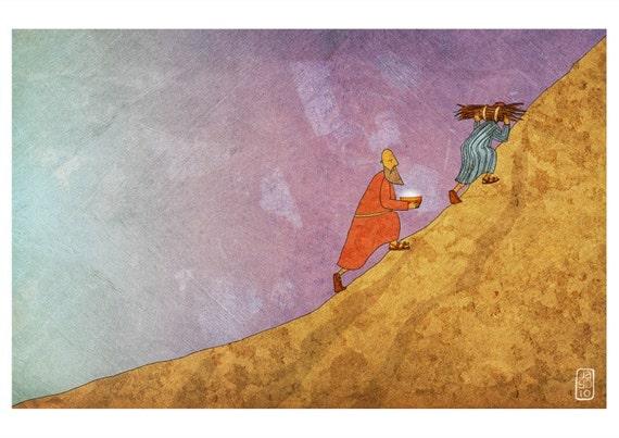 The Jesus Storybook Bible - 72 dpi Digital File (Page 62 - 63)