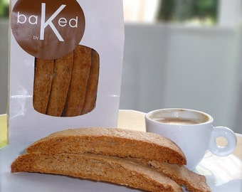 Sampler of 10 biscotti (choose your flavors)