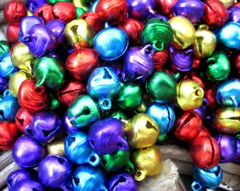 Bells Multicoloure Bellydance Bags Jewellry Dolls 300 PIECES