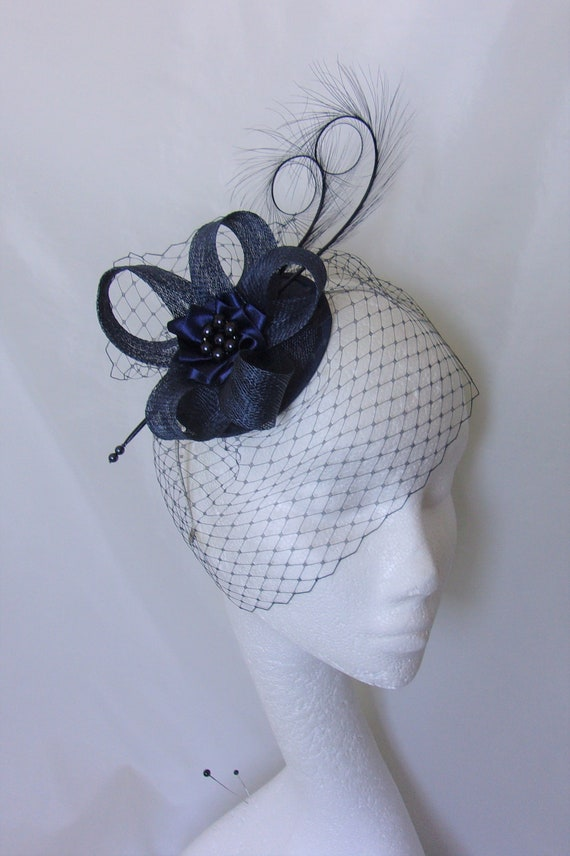 """Wholesale Feathers /& Craft Supplies New 9/"""" Royal Blue Russian Veiling"""