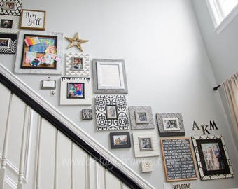 Staircase Frame Set Etsy