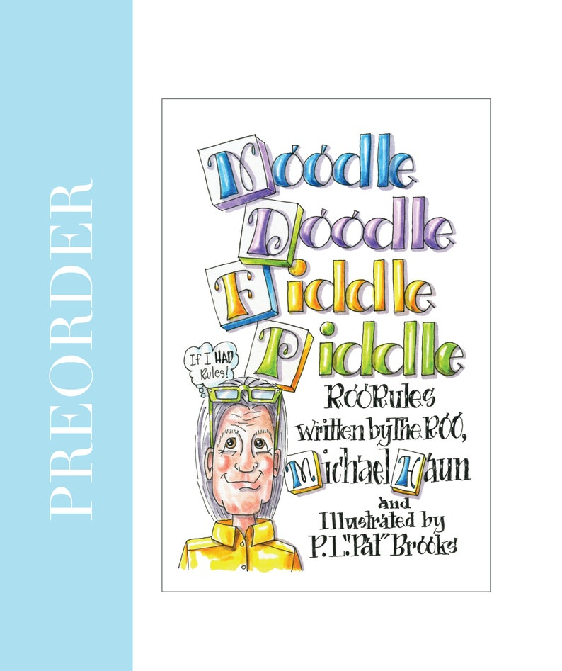 Noodle Doodle Fiddle Piddle  Roodoodles and Pat Brooks  image 0