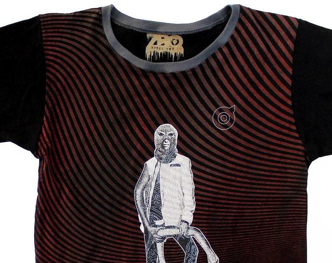 Armed Medium Unisex Ringer Shirt 1/1 BD069