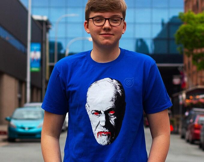 Avoid Freud Royal Blue T-Shirts