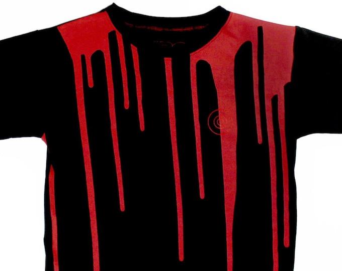 Dripp (Red/Black) Youth Medium T-Shirt BJ120