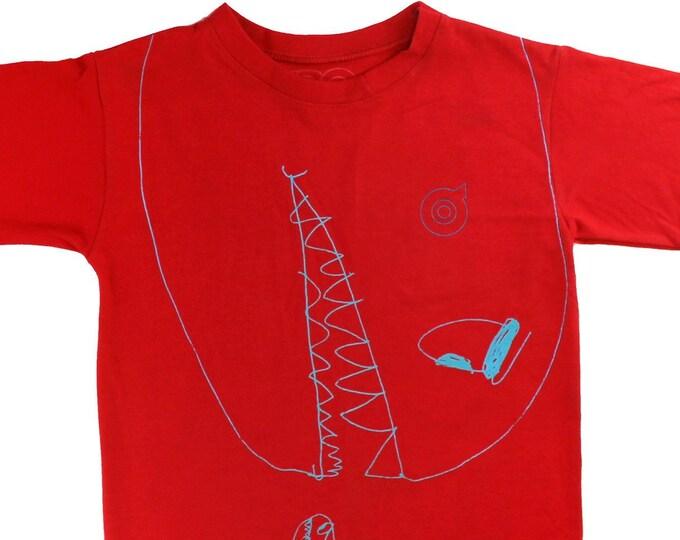 Food Chain Youth Medium T-Shirt BJ034