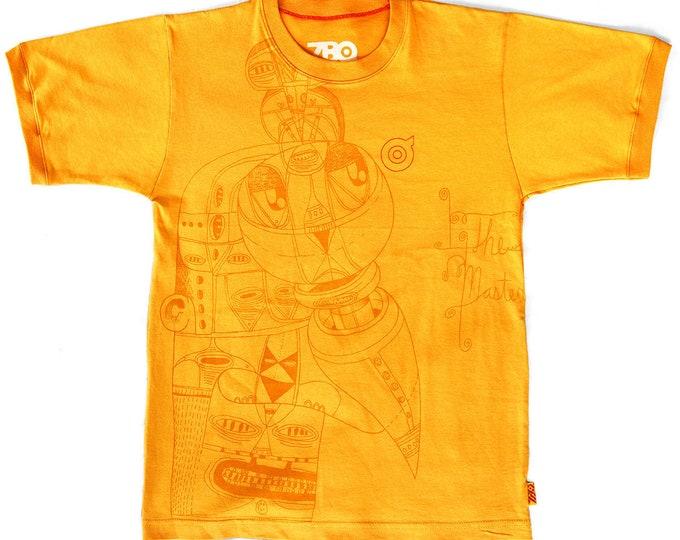 The Master Medium Unisex T-shirt 1/1 BH014
