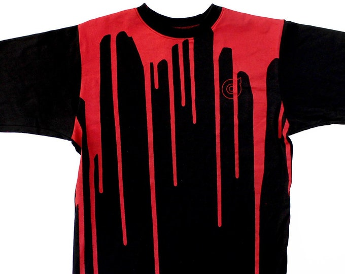 Dripp Unisex Red/Black T-Shirts