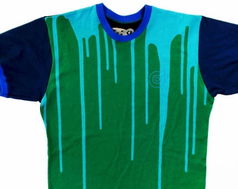 Dripp Small Unisex Ringer Shirt 1/1 BB111