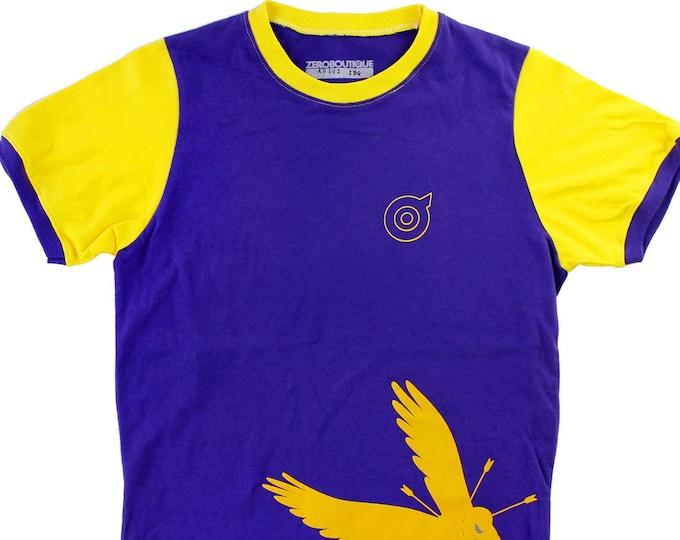 1984 Small Unisex Ringer Shirt 1/1 AB102