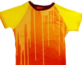 Dripp Youth Large Raglan Shirt BJ077