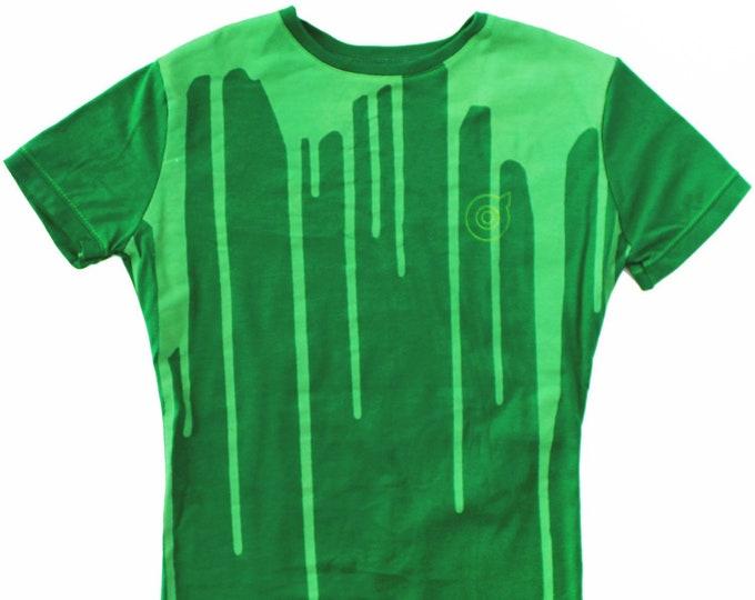 Dripp Ladies Green T-Shirts