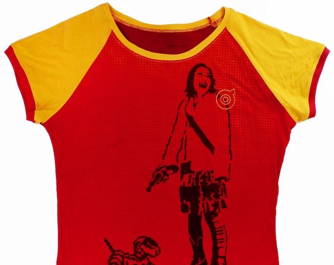 Aibonoid XL Ladies Raglan Shirt 1/1 BE054